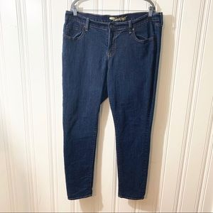 Old Navy Sweet Heart Denim Jeans Size 16